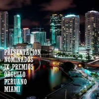 Comité de Honor del Premio Orgullo Peruano para Miami