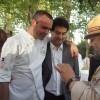 Sopa de Almendras, Receta de Rodrigo de la Calle Chef Mediático, y con estrella