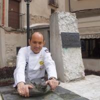 Asador Museo Siboney en Arévalo junto a Javier Rodriguez de la Iglesia
