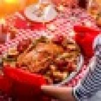 Cena Navideña, Pavo Relleno para Fiestas, Receta