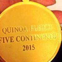 La Quinoa en las Rutas Gastronómicas de Nueva York