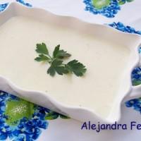 Bechamel, salsa blanca especial
