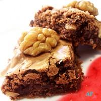 Brownies de Chocolate y Nuez – Receta fácil y rápida
