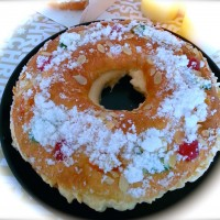 Rosca de Reyes, Roscón de Reyes