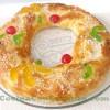 Receta Roscón de Reyes, Rosca Navideña