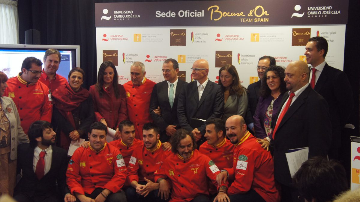 Redes Sociales, Marketing, Bocuse d'or