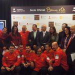 España ya tiene Bocuse d'Or Spain Team junto a la Roja de la Cocina
