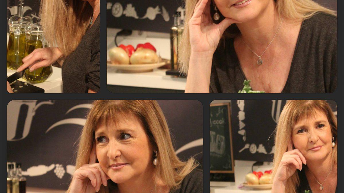 Alejandra Feldman en Kitchen Club