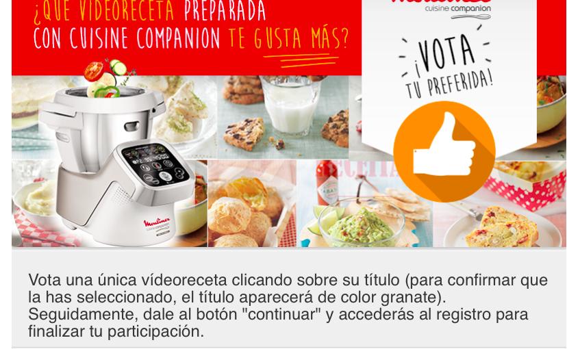Cuisine Companion Concurso AleFeldman