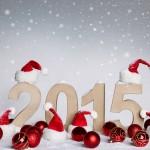 Muchas Felicidades para el 2015 desde CocinaConEncanto