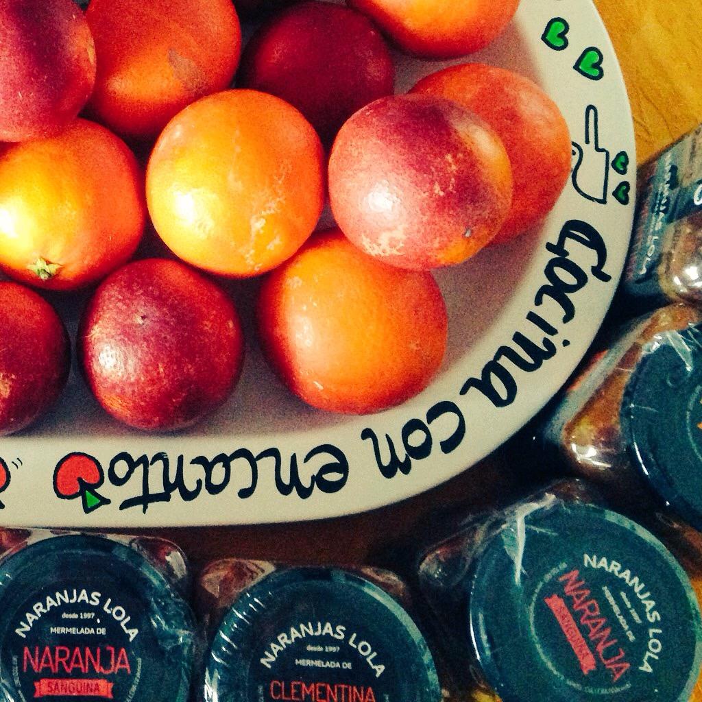 Naranjas Lola, Sanguinas