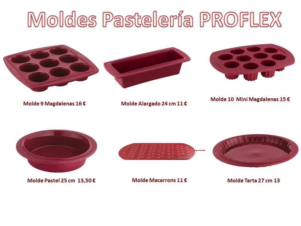 PLANTILLA MOLDES PROFLEX