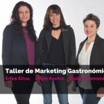Nuevo Taller de Marketing Gastronómico para aprender a Aumentar las Ventas