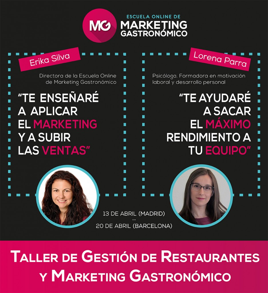 Taller de Marketing Gastronomico