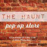 Cocinaconencanto, Participará en The Haunt Pop Up este fin de semana