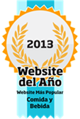 Website del año 2013